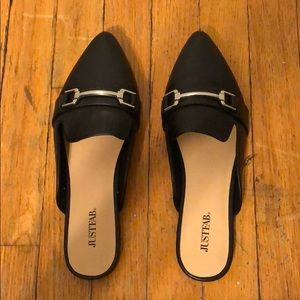 Flats from JustFab